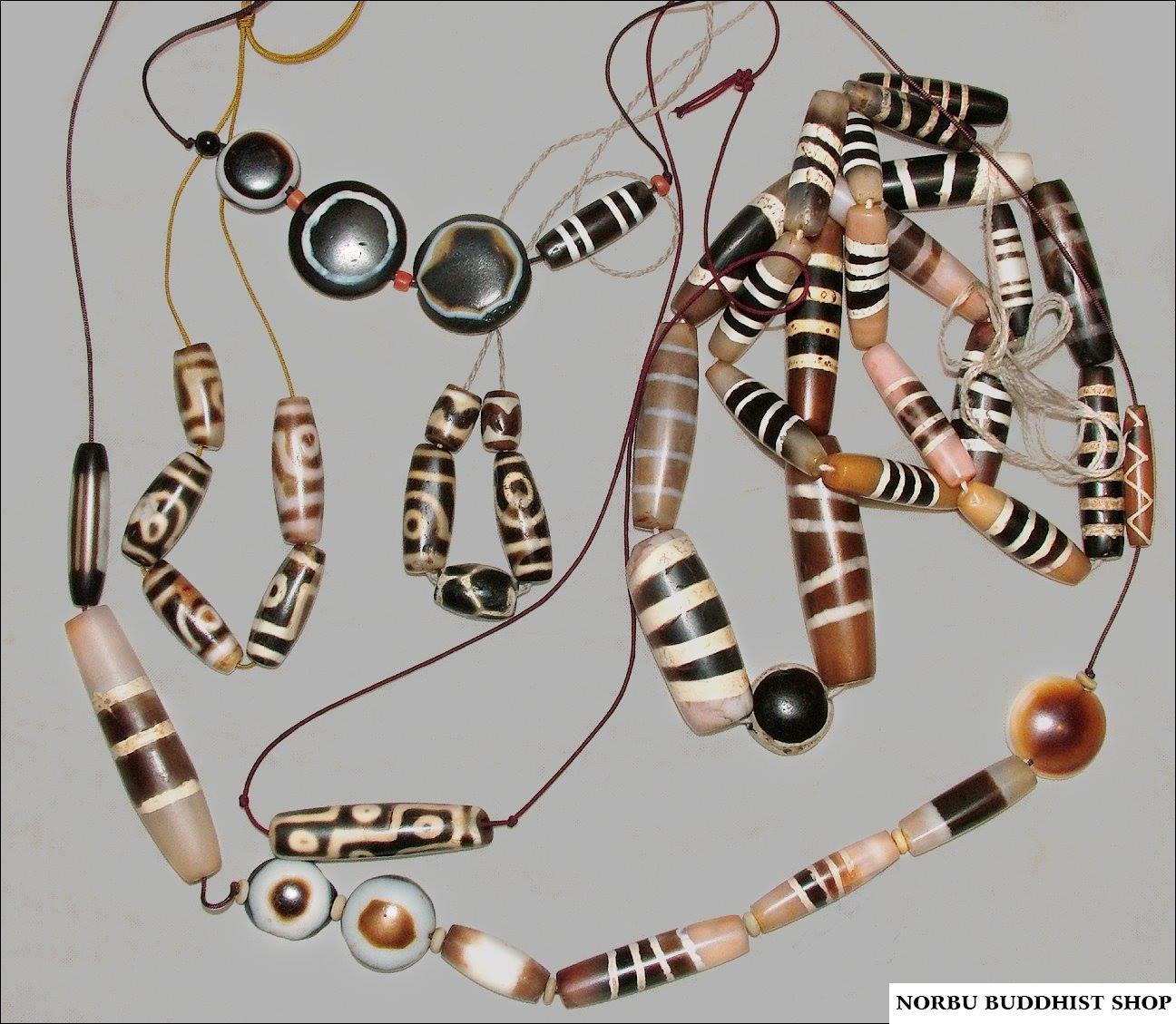 Các yếu tố chọn lựa ngọc Dzi bead bạn cần biết