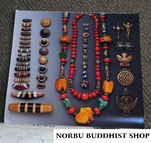 Giới thiệu về Dzi bead Tây Tạng và phân loại các hạt dzi cơ bản