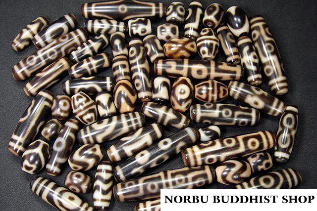 Tổng hợp các tên gọi và phân loại đầy đủ về Dzi bead 3