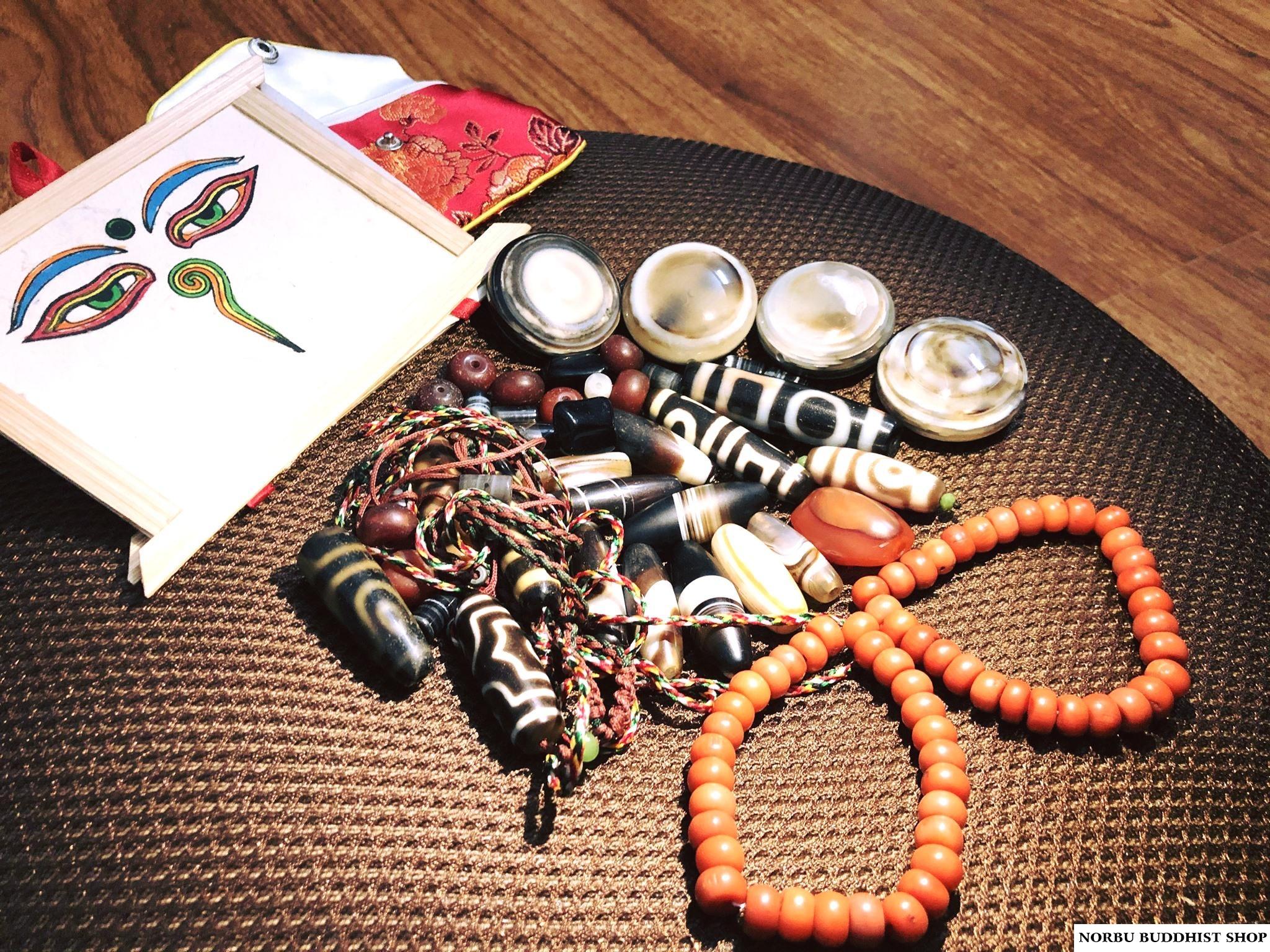 New dzi bead - dzi mới có thực sự là lựa chọn tốt nhất cho người sưu tầm? 1