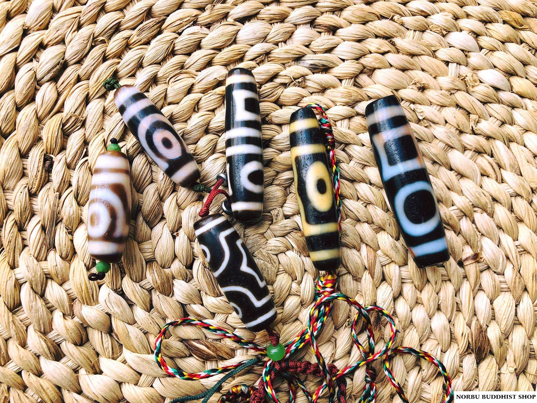 New dzi bead - dzi mới có thực sự là lựa chọn tốt nhất cho người sưu tầm? 3