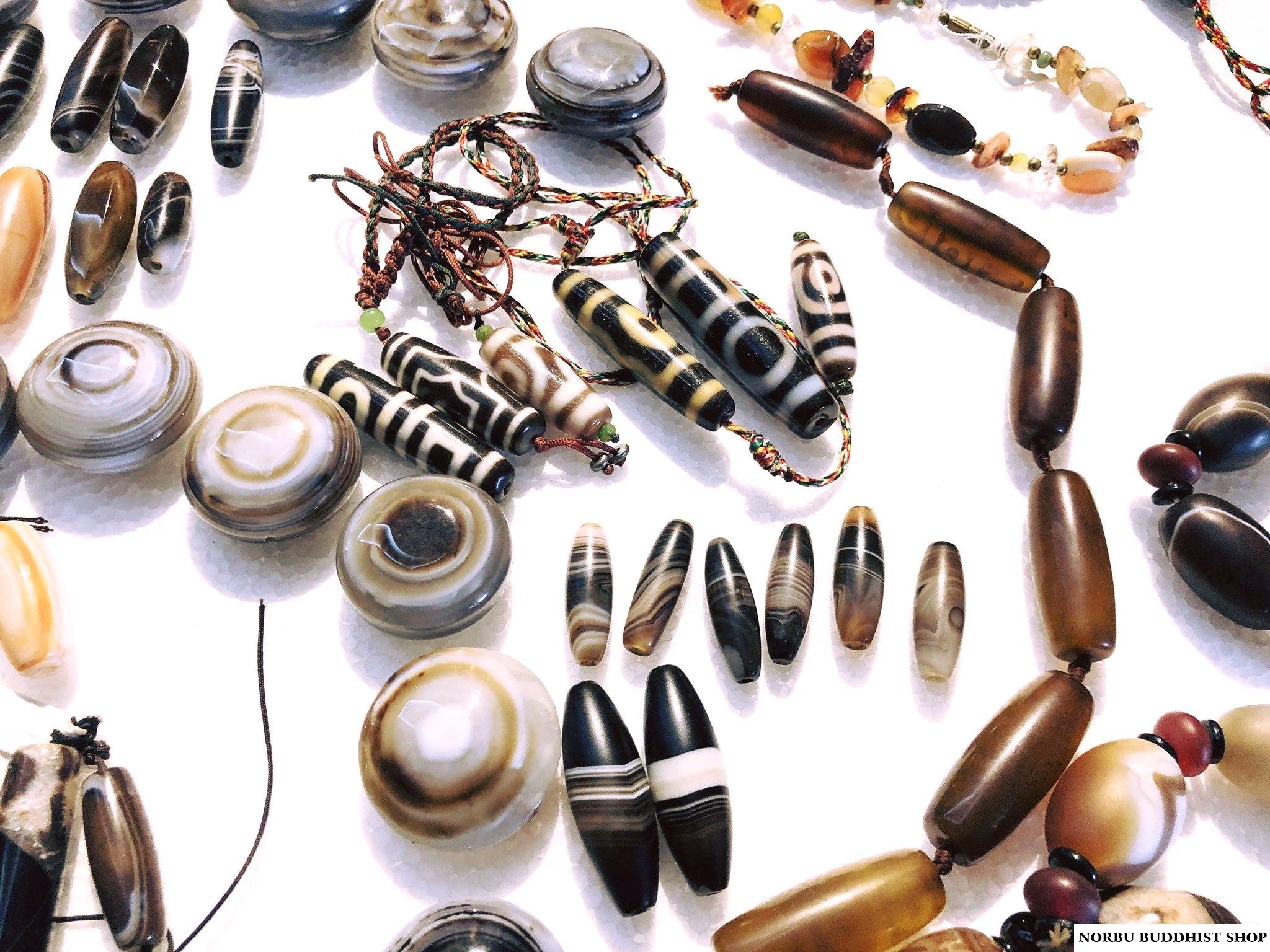 New dzi bead - dzi mới có thực sự là lựa chọn tốt nhất cho người sưu tầm? 4