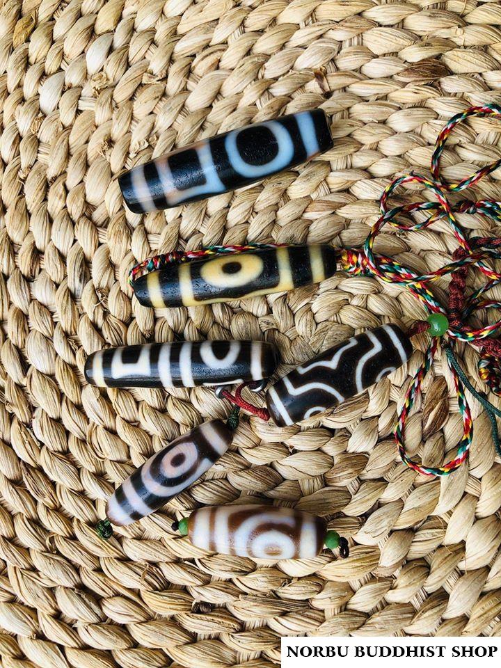 Những tiêu chí chính để đánh giá một viên dzi bead chất lượng 7