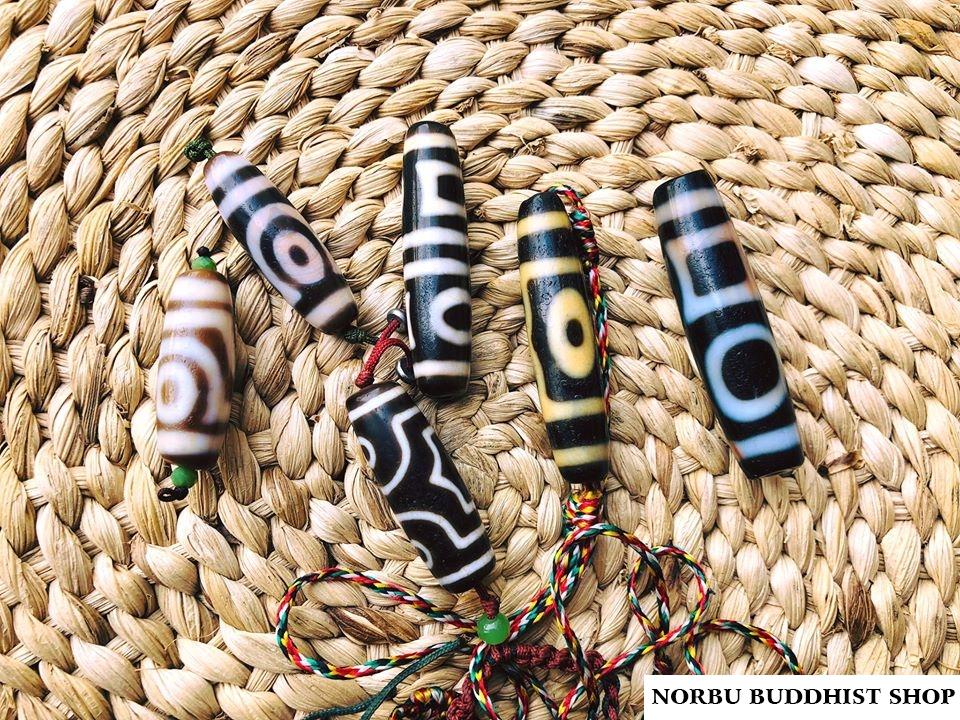 Phân loại Dzi bead do Phapkhimattong phát hành