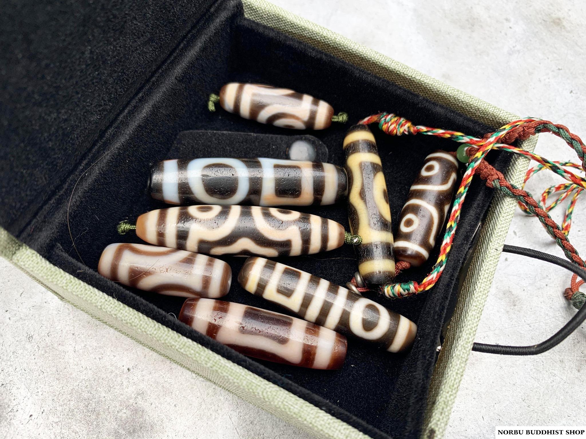 Làm thế nào để đeo hạt dzi bead đúng cách-ý nghĩa biểu tượng cơ bản của dzi bead 1