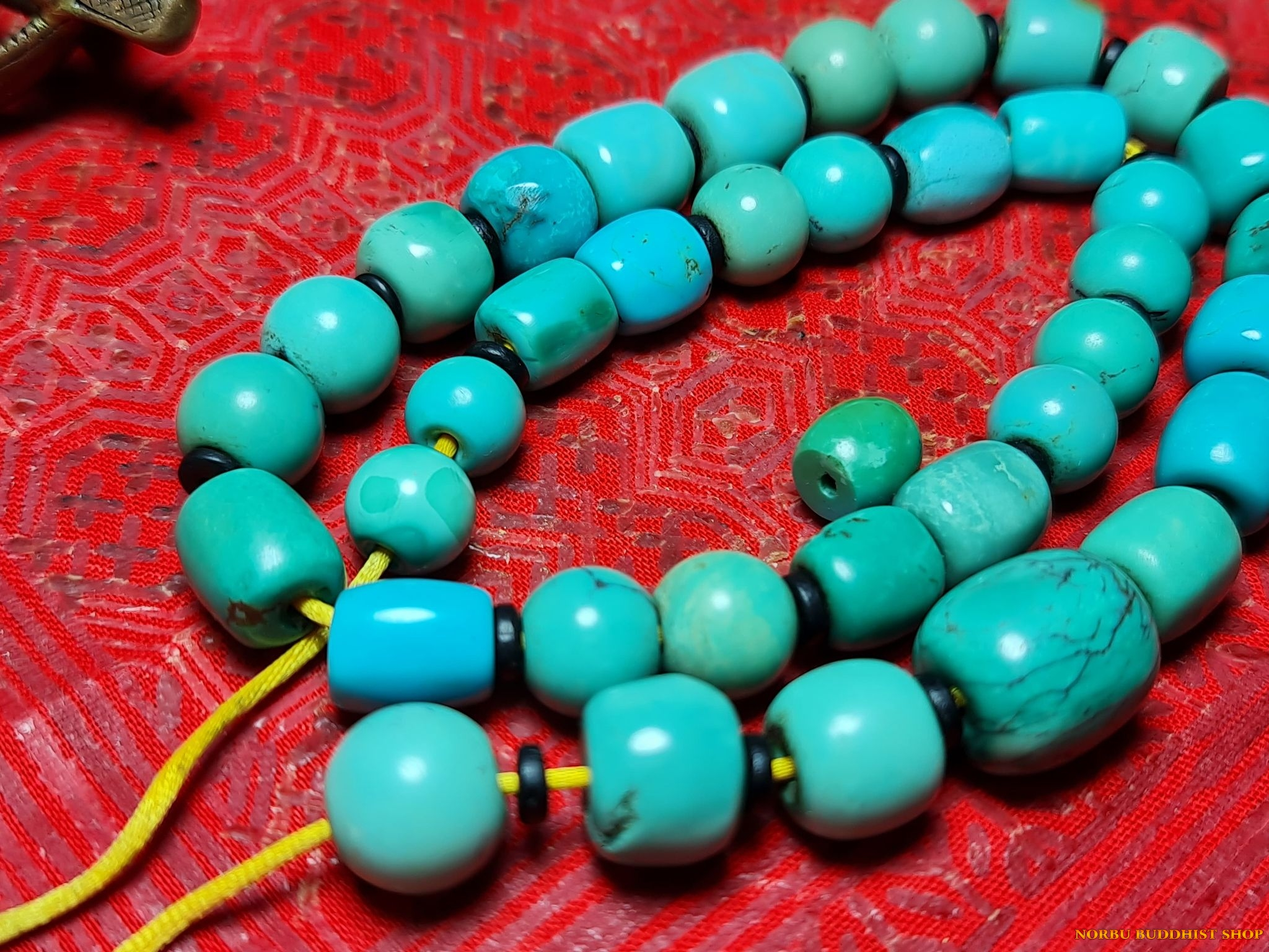 Tìm hiểu về đá Turquoise - ngọc lam viên đá bí ẩn ở Himalaya Tây Tạng 11