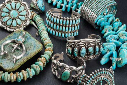 Tìm hiểu về đá Turquoise - ngọc lam viên đá bí ẩn ở Himalaya Tây Tạng 123