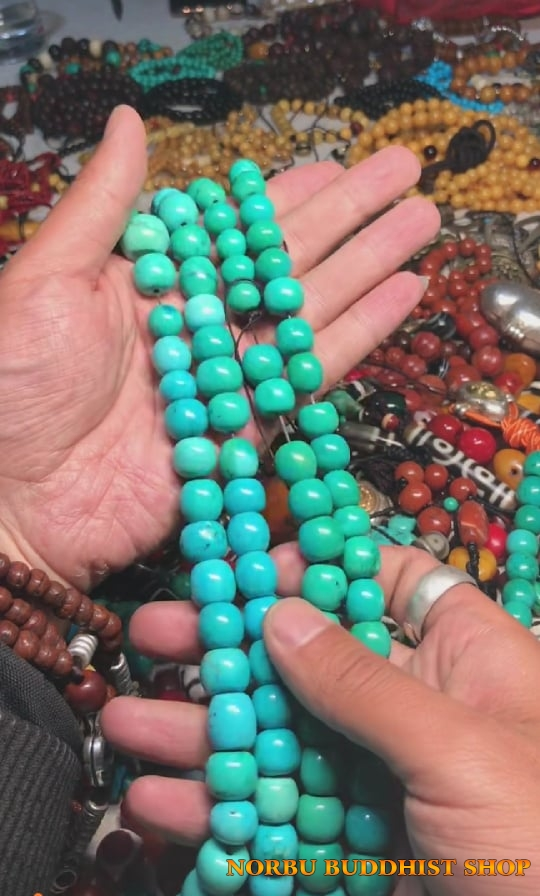 Tìm hiểu về đá Turquoise - ngọc lam viên đá bí ẩn ở Himalaya Tây Tạng 22