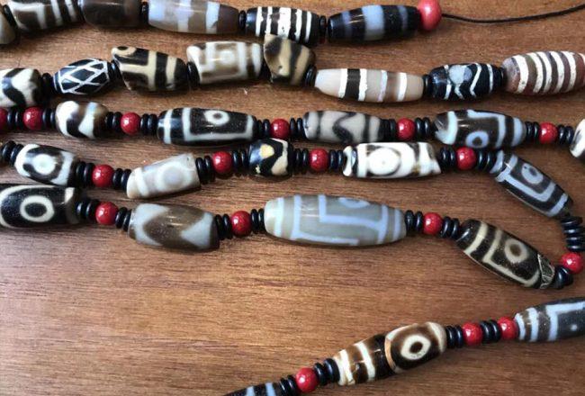 Câu chuyện về dzi bead bị vỡ và những lưu ý khi đeo dzi bead để tránh làm vỡ, xước dzi22