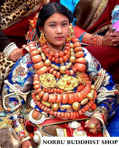 San hô đỏ hóa thạch Tây Tạng - Nepal - Himalaya đá quý đắt hơn Vàng 3