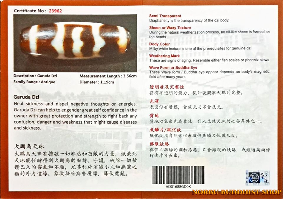 Tìm hiểu ý nghĩa các vân mắt trên new dzi bead - đá thiên châu mới cập nhật chi tiết 11