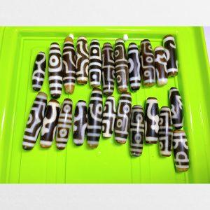 Tổng hợp đá dzi bead thiên châu hàng C đồng giá 2tr/viên dễ chọn