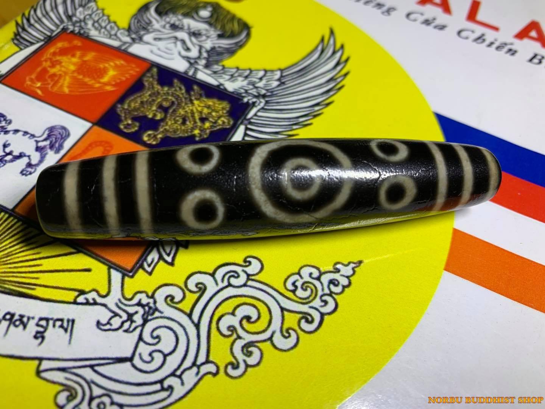 Bí mật phân loại đá dzi bead theo 5 cách khảm thiên châu Tây Tạng 12