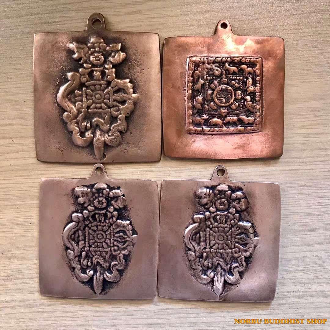 Thokcha bùa hộ mệnh xứ Tây Tạng Bí mật Thogcha Amulets mà bạn cần biết 1