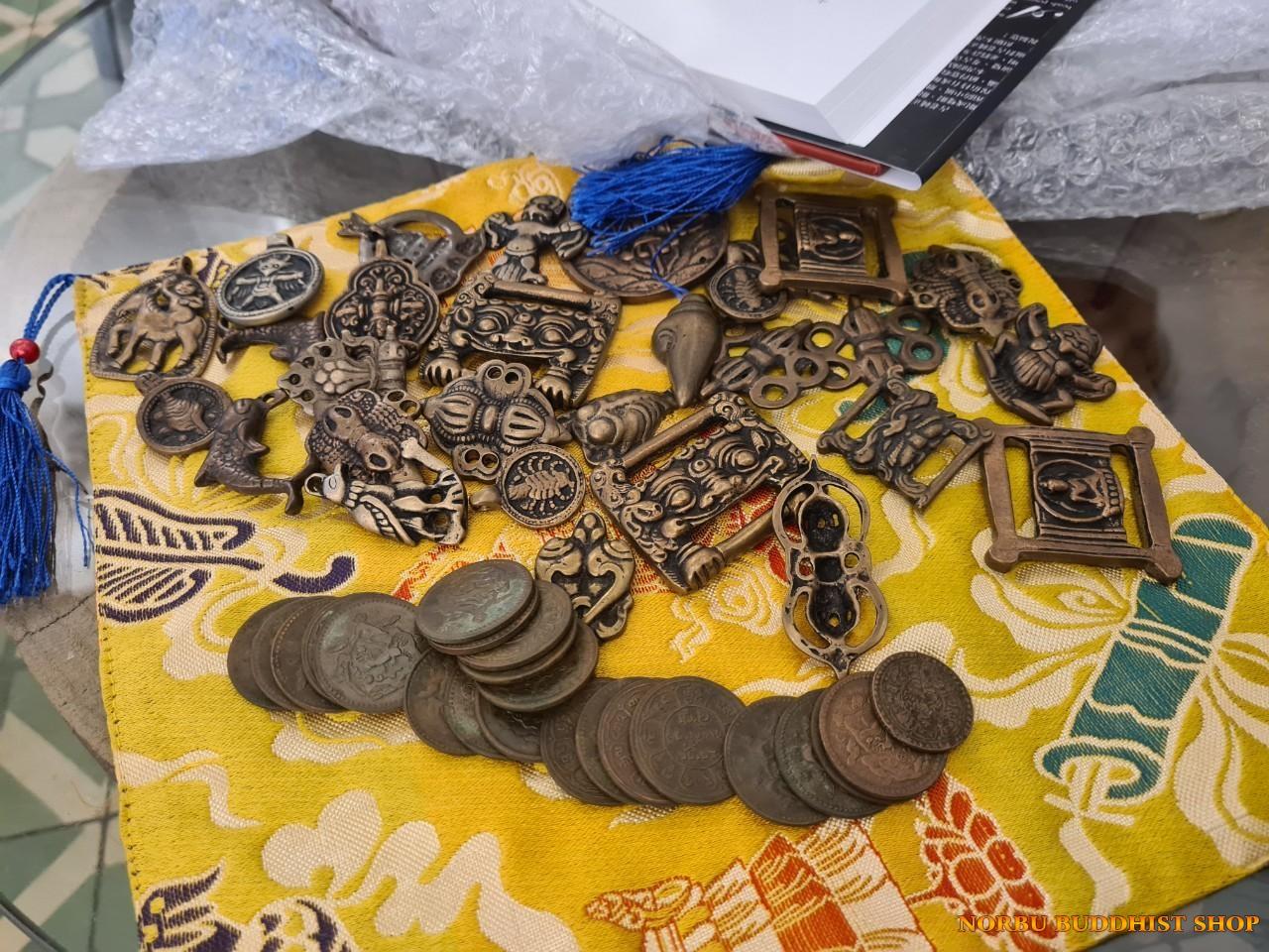 Thokcha bùa hộ mệnh xứ Tây Tạng Bí mật Thogcha Amulets mà bạn cần biết 11