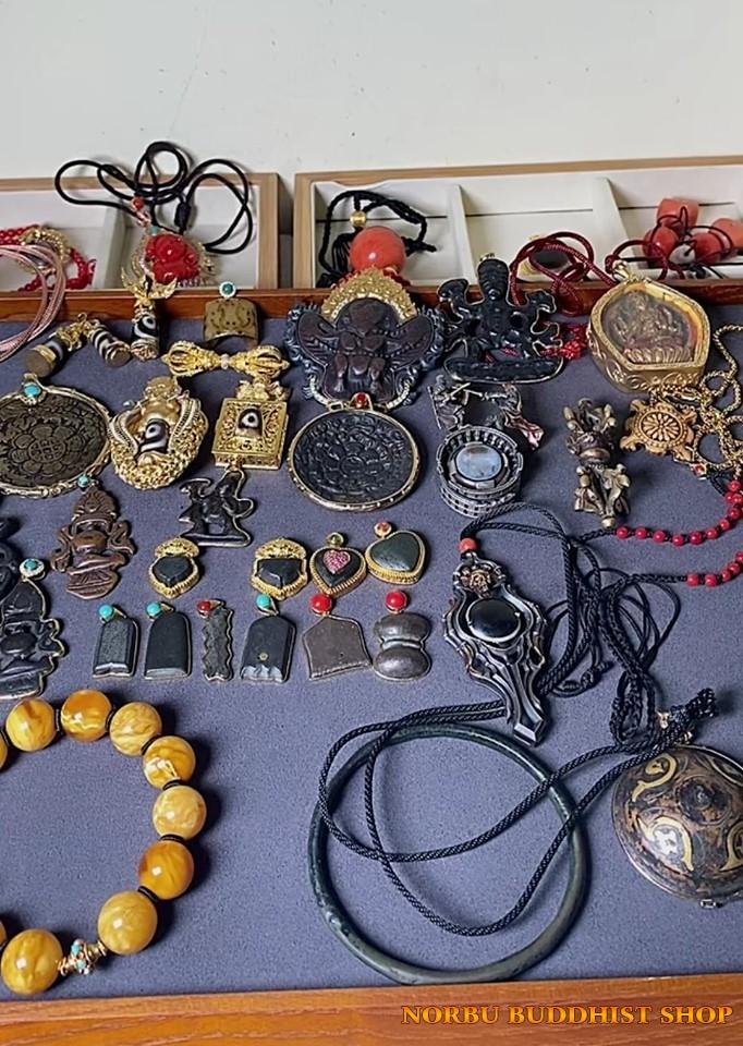 Thokcha bùa hộ mệnh xứ Tây Tạng Bí mật Thogcha Amulets mà bạn cần biết 15