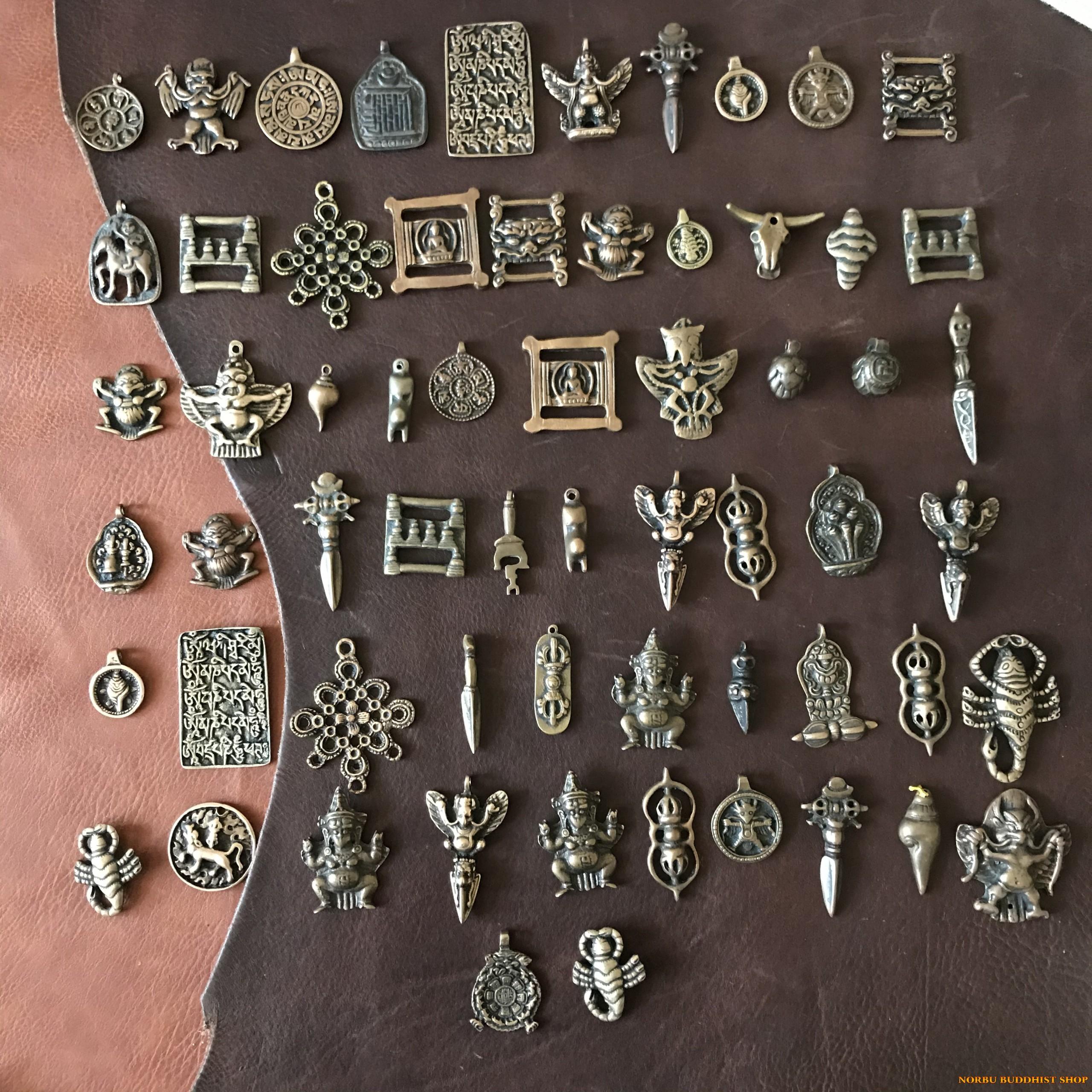 Thokcha bùa hộ mệnh xứ Tây Tạng Bí mật Thogcha Amulets mà bạn cần biết 4