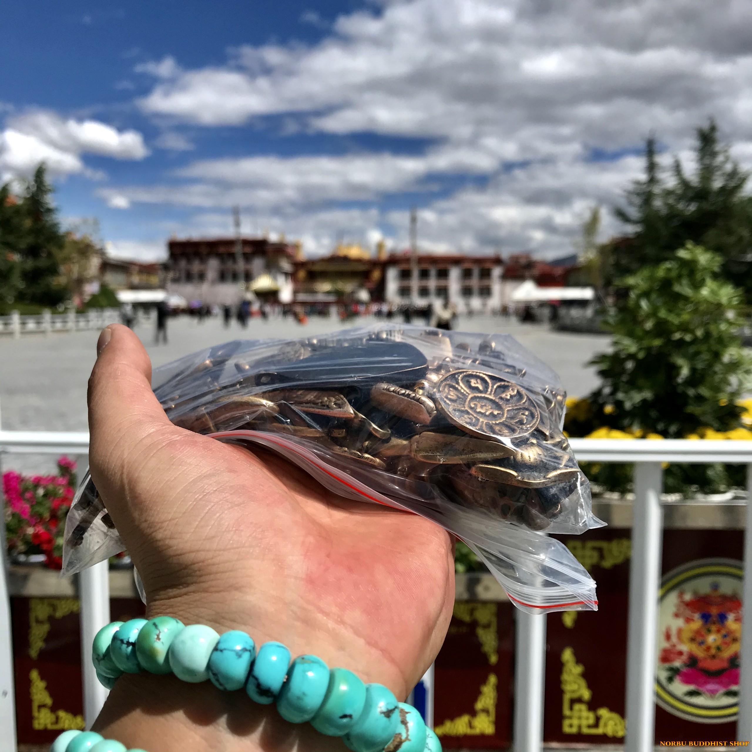 Thokcha bùa hộ mệnh xứ Tây Tạng Bí mật Thogcha Amulets mà bạn cần biết 5