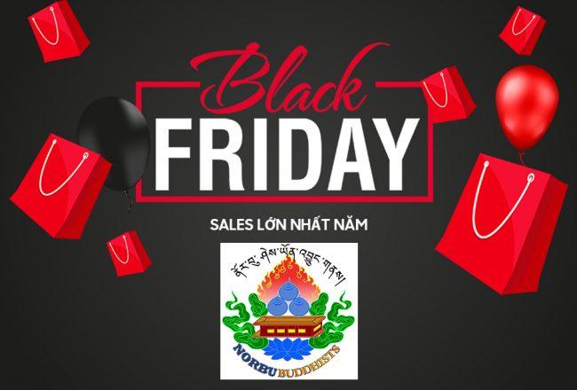 Black Friday Norbu Shop từng bừng các đợt giảm giá hiếm có trong năm