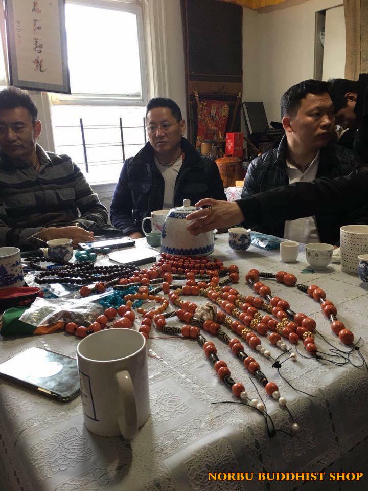 Những câu chuyện về đá Dzi bead - Thiên châu của người Tây Tạng 1