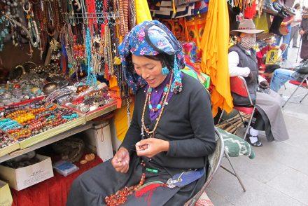 Người Tây Tạng không quan tâm đến việc tiết kiệm tiền vì đây là thứ họ quan tâm