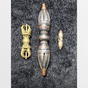 Thokcha chày kim cương 3 cỡ khác nhau hàng Antique