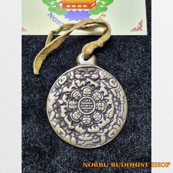 Thokcha cửu cung Văn Thù Bát quái hàng antique Tibet