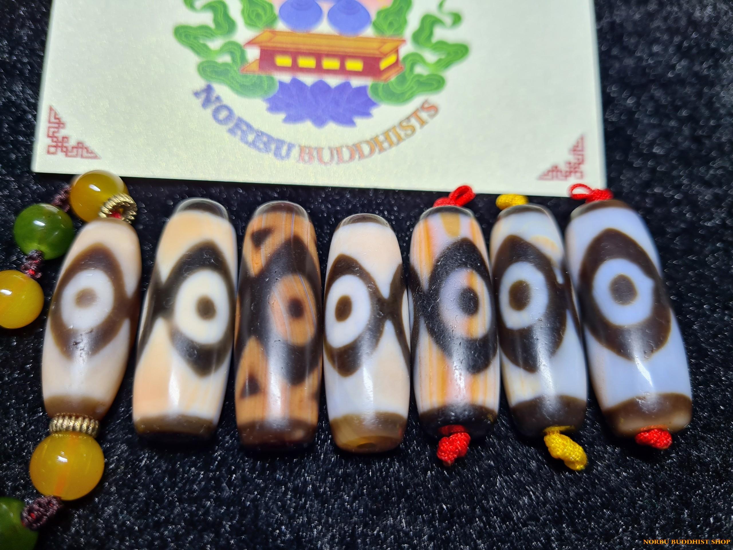 Tổng hợp kiến thức về đá dzi bead - thiên châu Tây Tạng đang được săn tìm tại Việt Nam 8