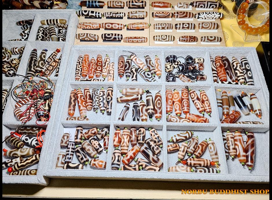 Tổng hợp kiến thức về đá dzi bead - thiên châu Tây Tạng đang được săn tìm tại Việt Nam