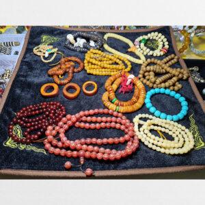Tổng hợp các chuỗi tràng hạt từ Tây Tạng sưu tầm bởi Norbu Shop