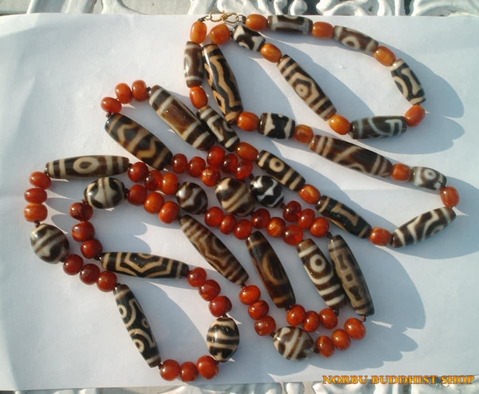 Bạn đã biết về những báu vật trang sức tâm linh của người dân Tây Tạng? 2