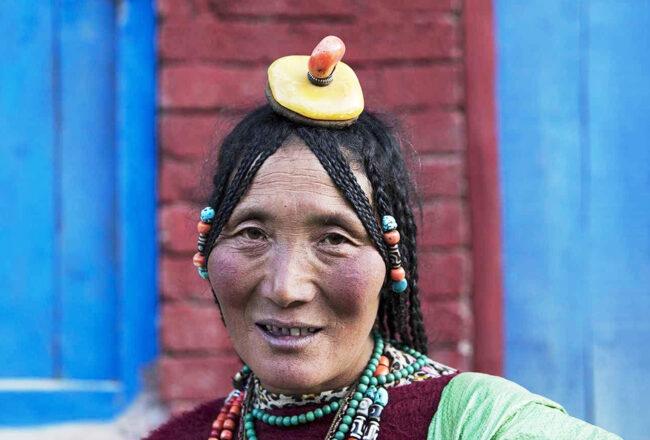 Bạn đã biết về những báu vật trang sức tâm linh của người dân Tây Tạng?