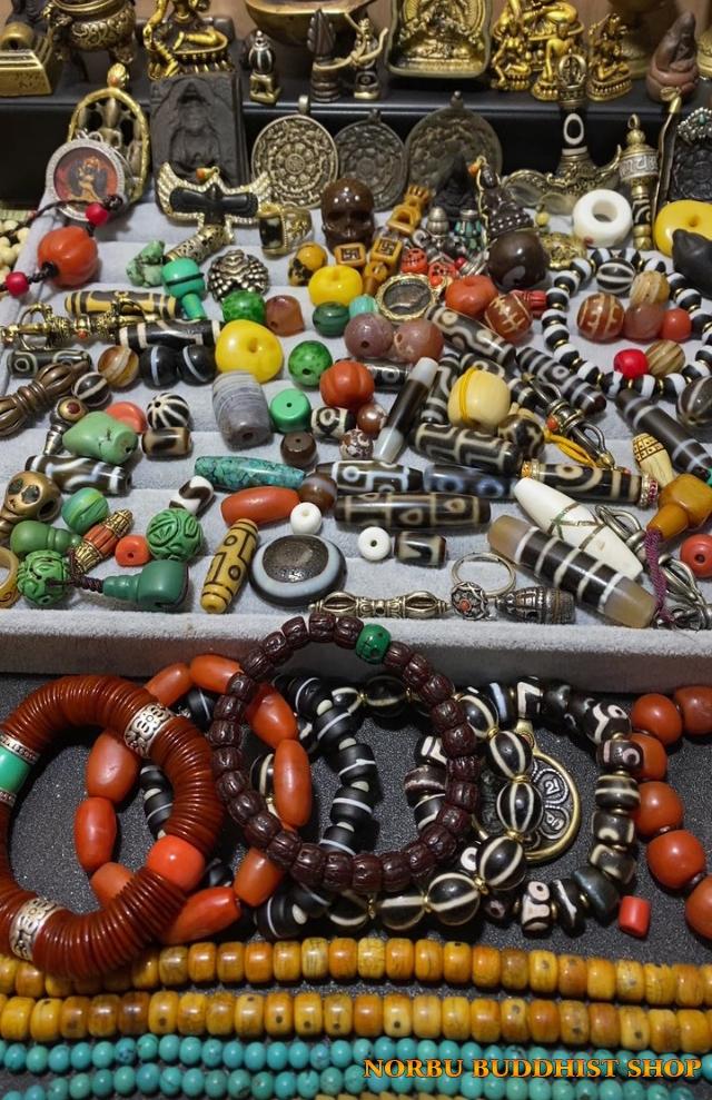 Dzi có nghĩa là gì? Phân loại đá dzi bead theo khoa học, lợi ích khi đeo thiên châu mang lại 4