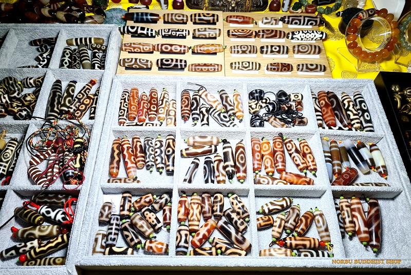 Phân loại Dzi bead do Norbu Shop phát hành