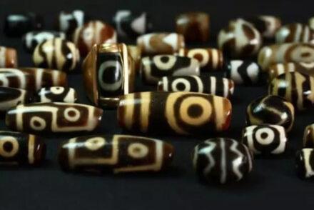 Quy trình khảm vân lên đá dzi bead - thiên châu Tây Tạng theo cách cổ đại truyền lại