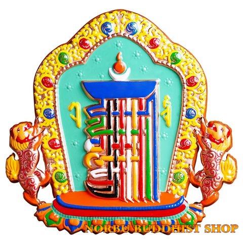 Pháp khí Mật tông Tây Tạng giúp thực hành và hoằng dương Phật pháp 15