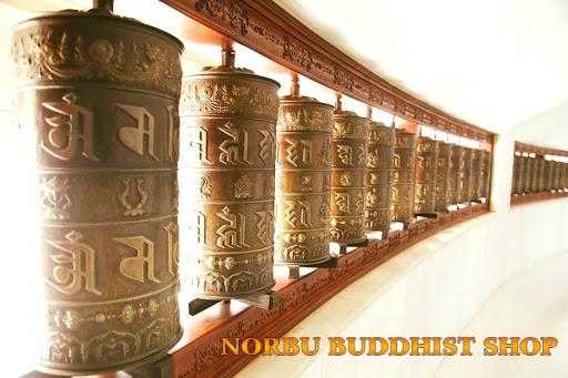 Pháp khí Mật tông Tây Tạng giúp thực hành và hoằng dương Phật pháp 16