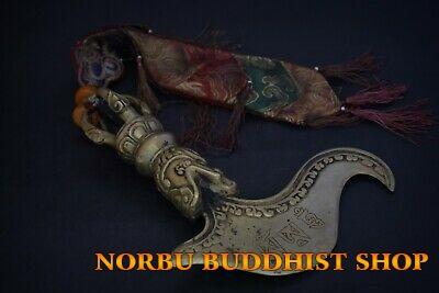 Pháp khí Mật tông Tây Tạng giúp thực hành và hoằng dương Phật pháp 4