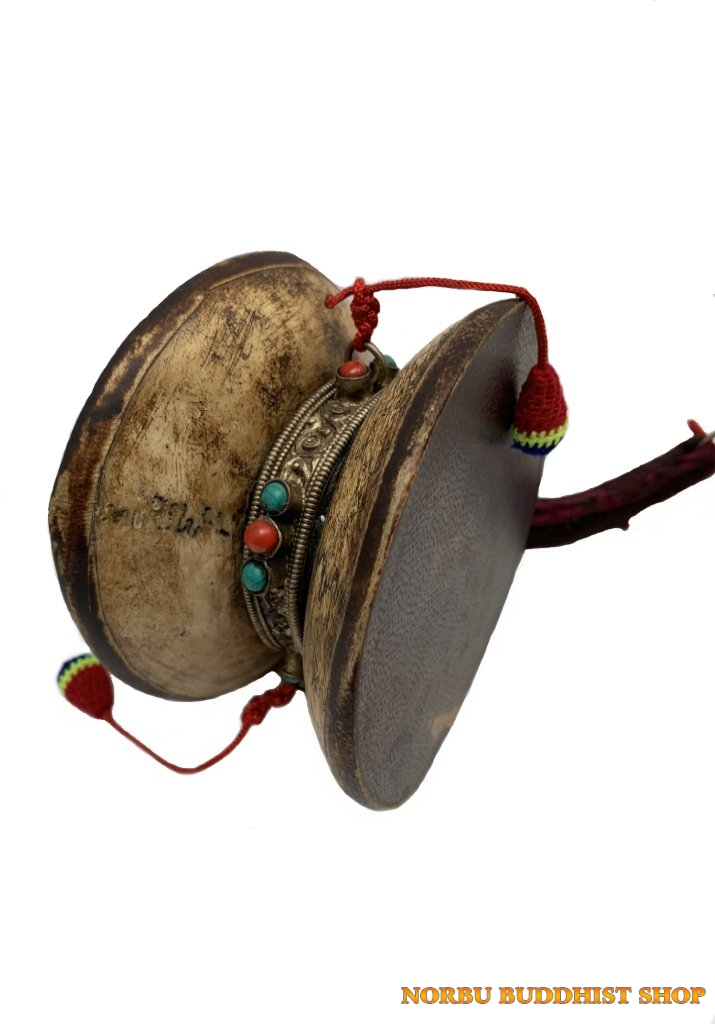 Pháp khí Mật tông Tây Tạng giúp thực hành và hoằng dương Phật pháp 5