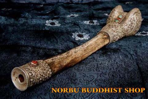 Pháp khí Mật tông Tây Tạng giúp thực hành và hoằng dương Phật pháp 9