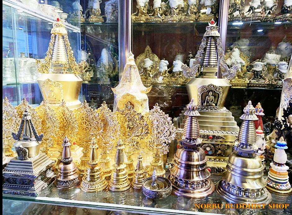 Pháp khí Mật tông Tây Tạng giúp thực hành và hoằng dương Phật pháp