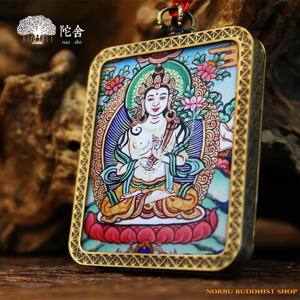 Ý nghĩa tôn giáo trong tranh Thangka Tây Tạng - Tangka Tibet có gì đặc sắc? 9