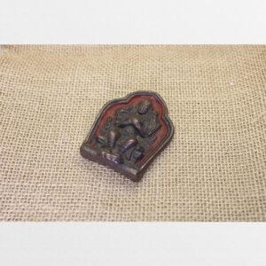 Mặt tượng Đức Phật Di Lặc và ngài Kim Cang Thủ từ Tibet