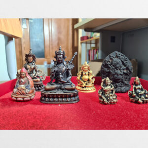 Tôn tượng mini sưu tầm tại Norbu Shop từ Nepal và Tibet