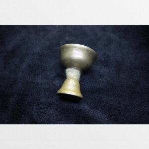 Chén đồng cổ làm đèn bơ cúng dường hàng Tibet