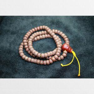 Chuỗi hạt 108 bồ đề liên hoa size nhỏ hạt già từ Tibet