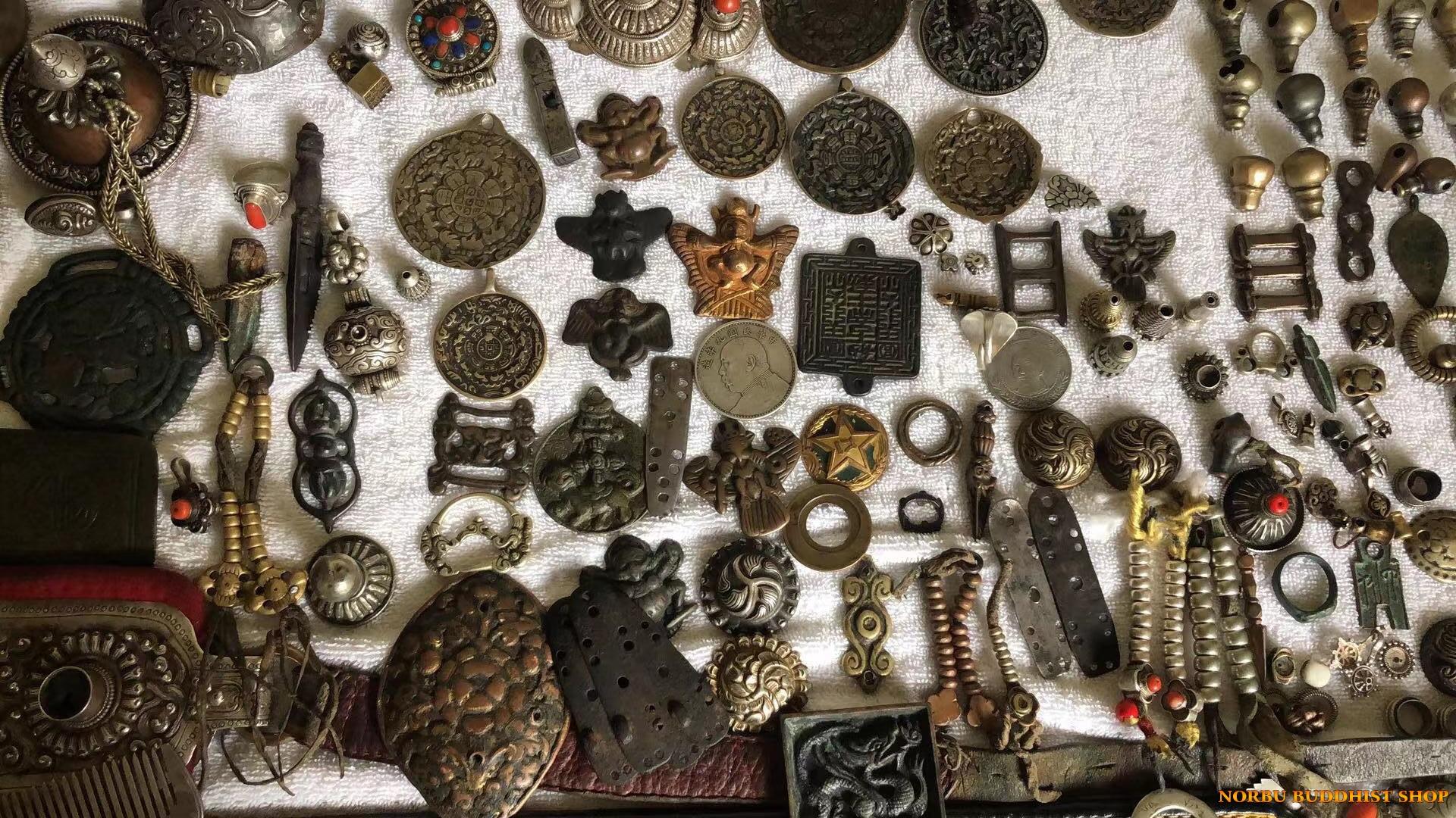 Tổng hợp các Vật phẩm Tây Tạng đáng sưu tầm chính thống từ Tibet 10