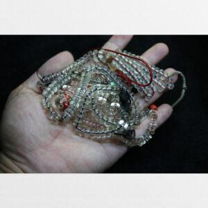 Tổng hợp chuỗi trang pha lê và lưu li trong cỡ nhỏ chất đẹp old từ Tibet