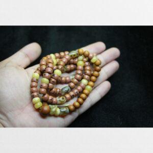 Tràng hạt old liuli và đàn hương trắng mix