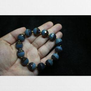 Vòng tay hạt dzi bead Dược Sư các màu sưu tầm